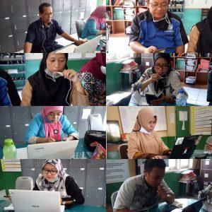 SMK Bina Insan Mandiri Jakarta MPLS Ditengah Covid 19